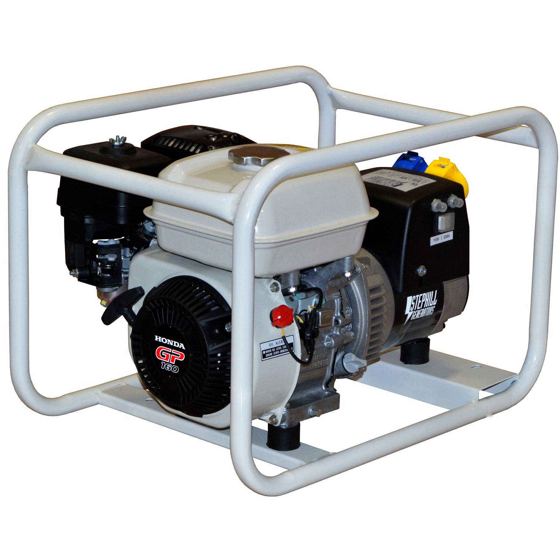 Small Petrol Generators